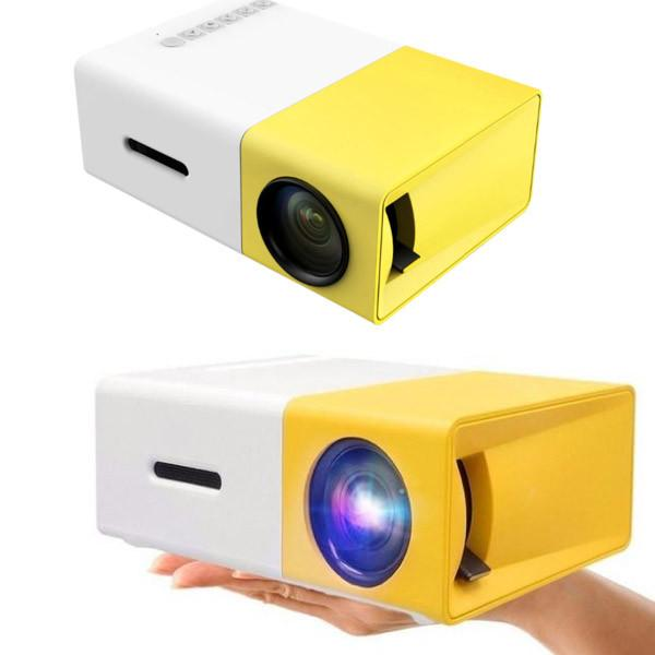 Mini LED Hand Held Powerpoint Projector Full HD