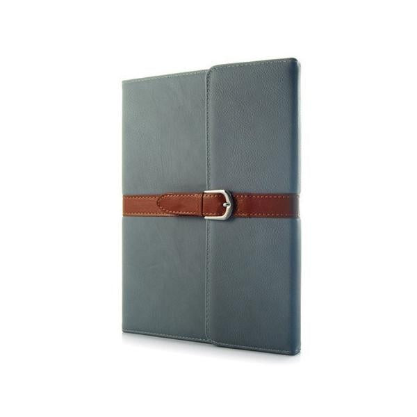 Retro Belt PU Leather Case for iPad Air