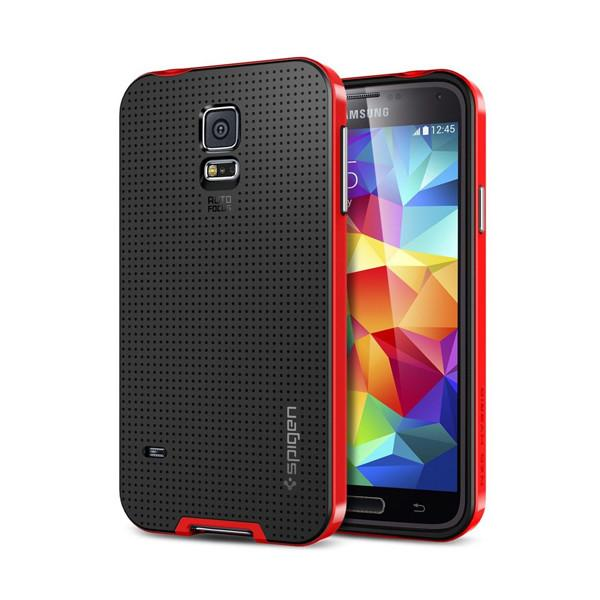 TPU PC Hybrid Case for Samsung S5