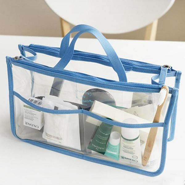 Transparent Organizer Bag