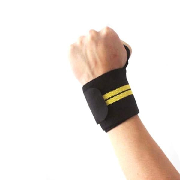 Trend Matters Weight Lifting Wrist Wrap