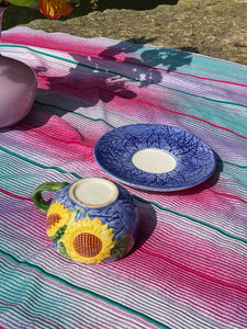 Tasse en Céramique Yellow Glaze