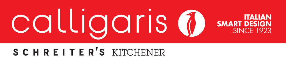 Calligaris Studio at Schreiter's Kitchener: furniture, home decor modern and functional Italian design. Over 800 models: chairs, tables, sofas, furnishings, fur