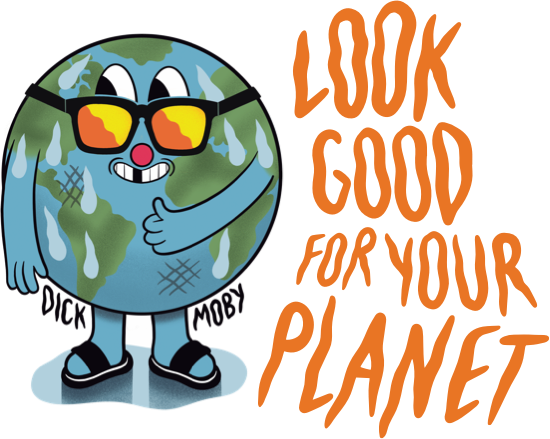 Dick Moby Sunglasses And Eyeglasses Look Good For Your Planet