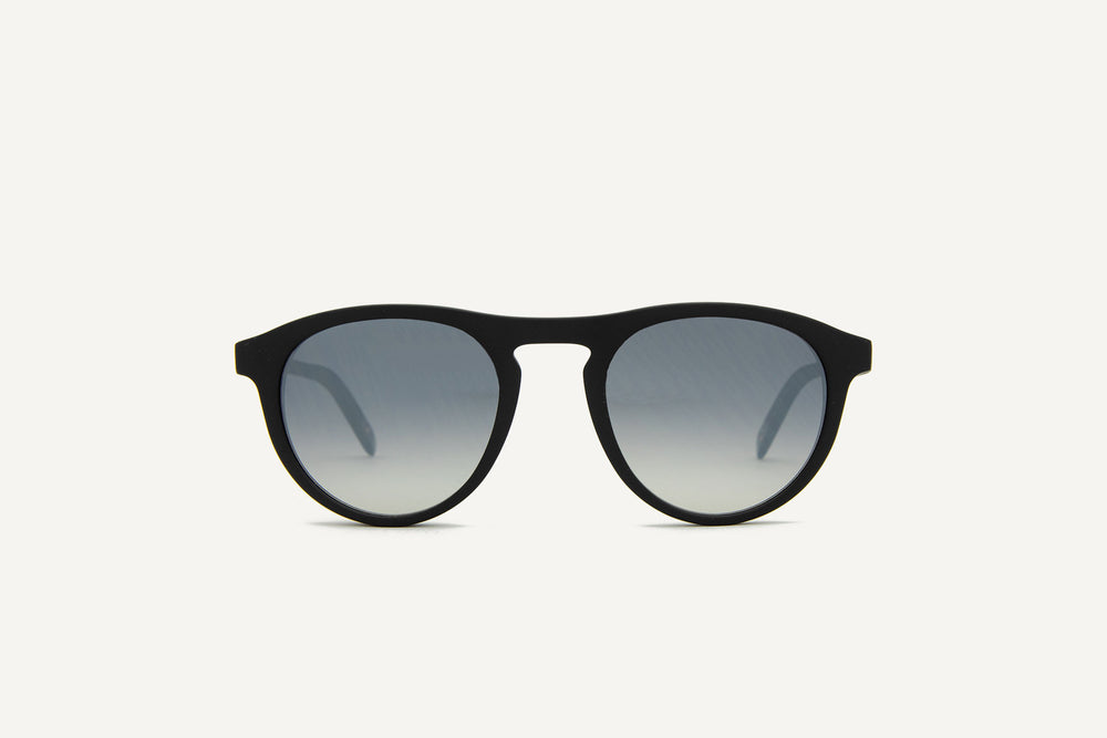 Biarritz - matte recycled black