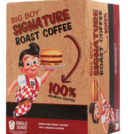 Big Boy Single Serve Coffee