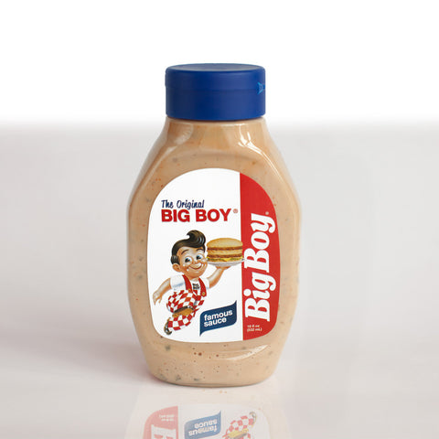 Big Boy Famous Sauce Michigan Recipe