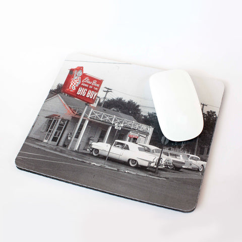 Big Boy Mouse Pad
