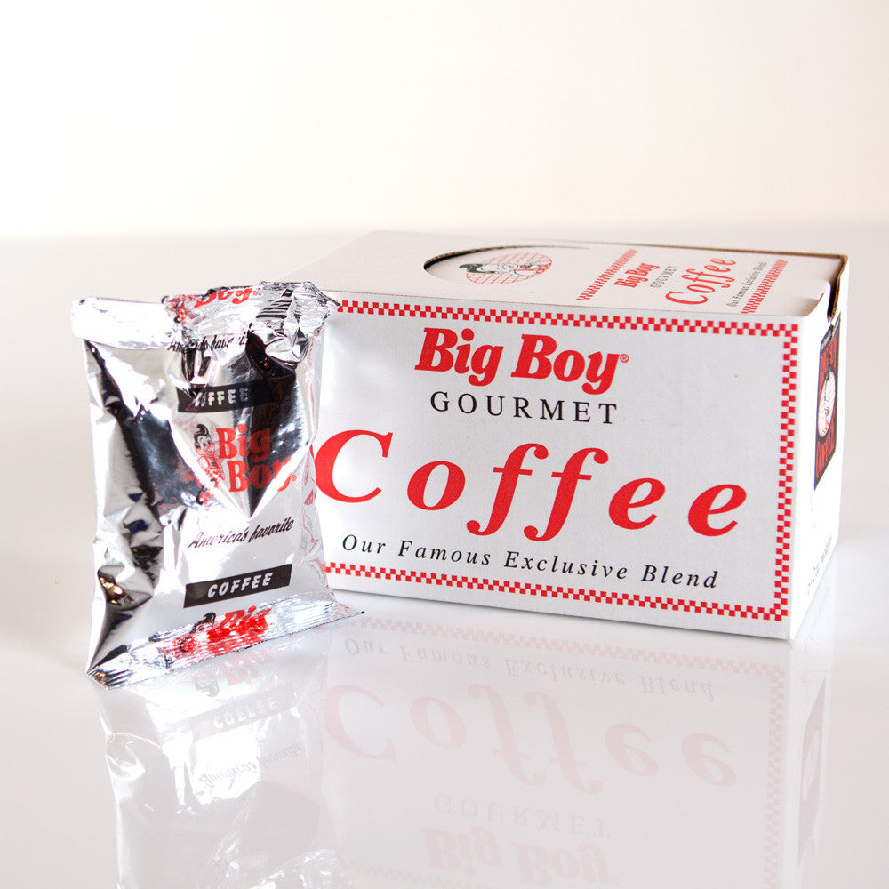Big Boy Gourmet Coffee