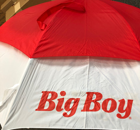 Big Boy Umbrella