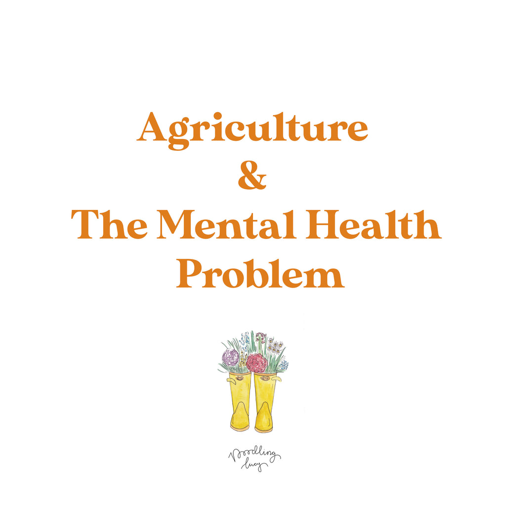 Agriculture & The Mental Health Problem