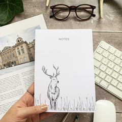 stanley stag notepad