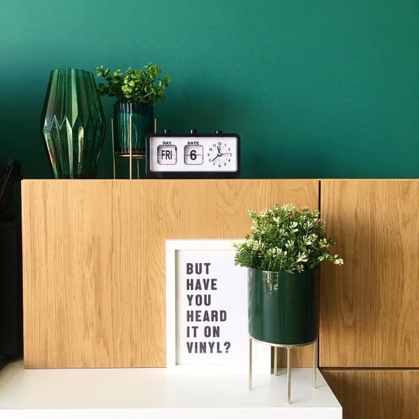 But Have You Heard It On Vinyl? Simple Wall Home Decor Print