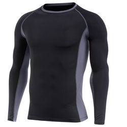 Compression Men Tight T-Shirt - Dryside