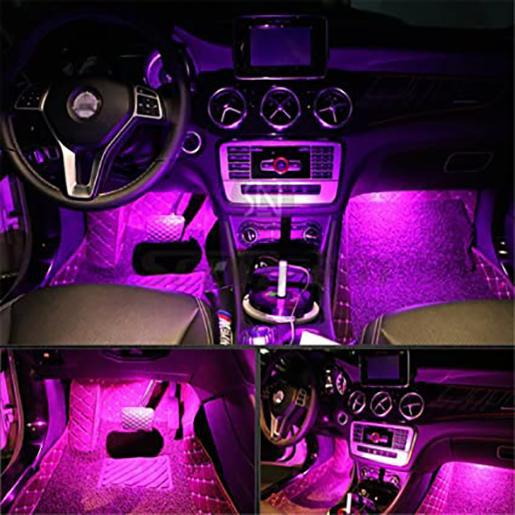 LED Atmosphere Lights With Remote