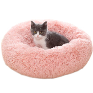 Comfy Calming Pet Bed ™
