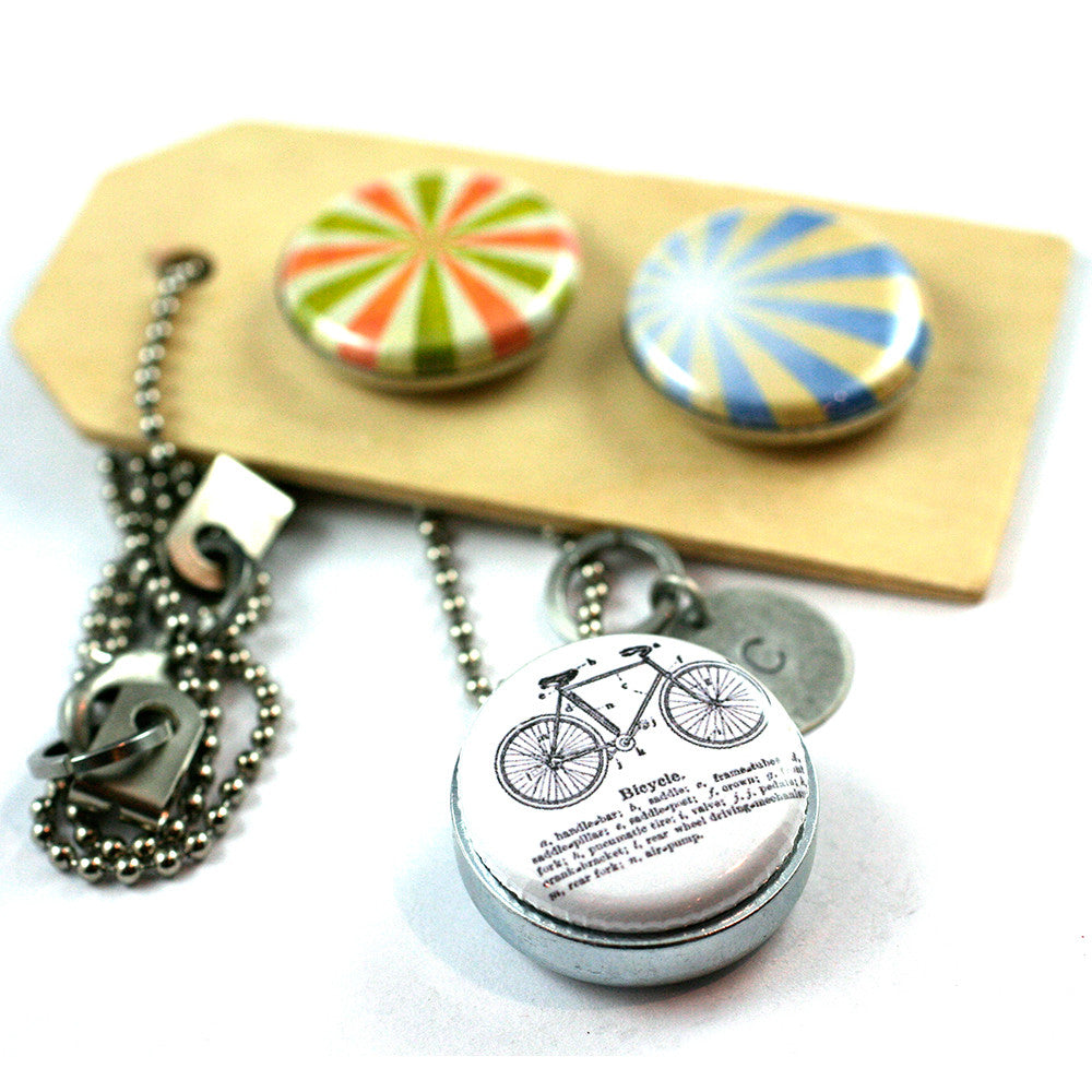 RIDE | Magnetic Diffuser Necklace