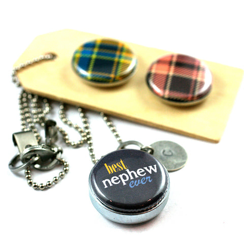 Magnetic Diffuser Necklace | Best NEPHEW