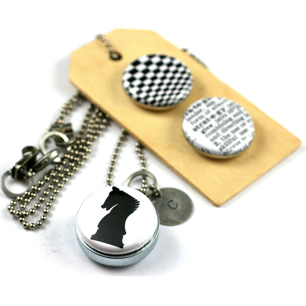 It's Your Move | Aromatherapy Locket