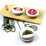 Camping is Intents | Aromatherapy Locket