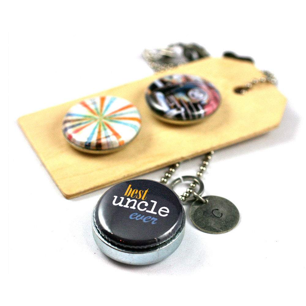 Magnetic Diffuser Necklace | Best UNCLE