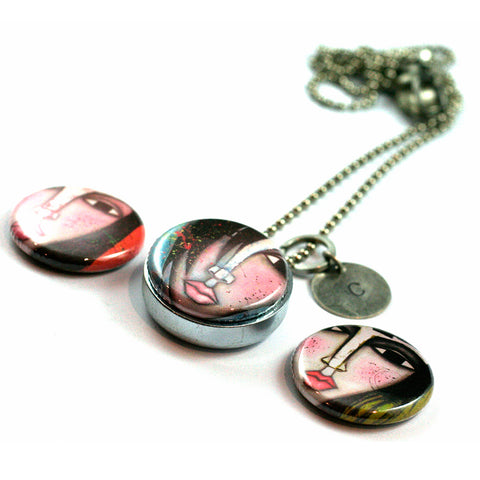 SELFIES | Magnetic Aromatherapy Locket