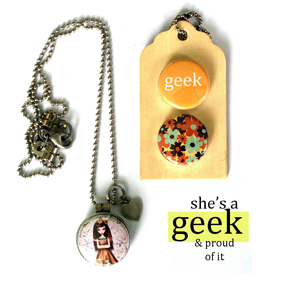 GEEK | Archetype Magnetic Diffuser Necklace