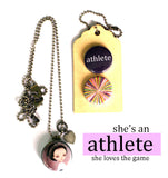 ATHLETE | Archetype Magnetic Diffuser Necklace