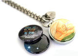 Aromatherapy Locket | Astrology Sign TAURUS