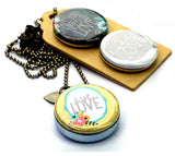 All You Need is Love | Diffuser Necklace