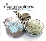 LACE | Aromatherapy Locket