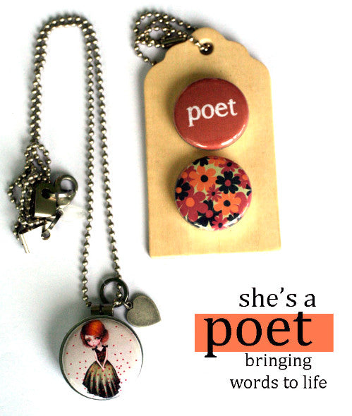 POET | Archetype Magnetic Diffuser Necklace