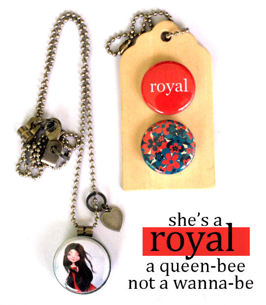 ROYAL | Archetype Magnetic Diffuser Necklace