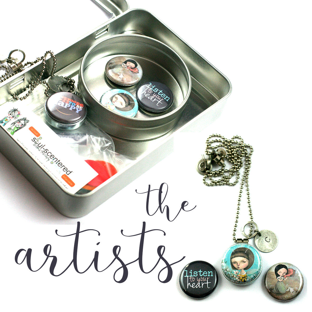 the amazing locket artists