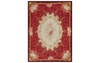 Aubusson Rug Mid-19th Napoleon III Period
