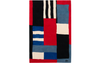 Varese rug after Sonia Delaunay