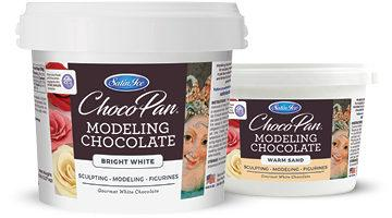Satin Ice ChocoPan Modeling Chocolate