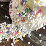 Magic Sprinkle Mix of Stars, Confetti Quins and More