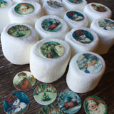 Custom Images on Marshmallows - Never Forgotten Designs