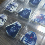 Star Wars Characters SugarSoft® Decorations - Never Forgotten Designs
