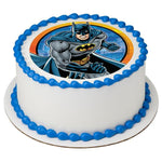 Officially Licensed Batman Edible Cake Image Toppers