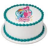 Officially Licensed My Little Pony Edible Cake Image Toppers