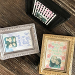 Mother's Day Chocolate Frame  Painting Party Workshop