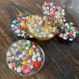 Unicorn Snacks | Rainbow Nerds, Confetti & Glitter Sprinkle Chips