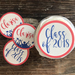 Custom Graduation Edible Frosting Images
