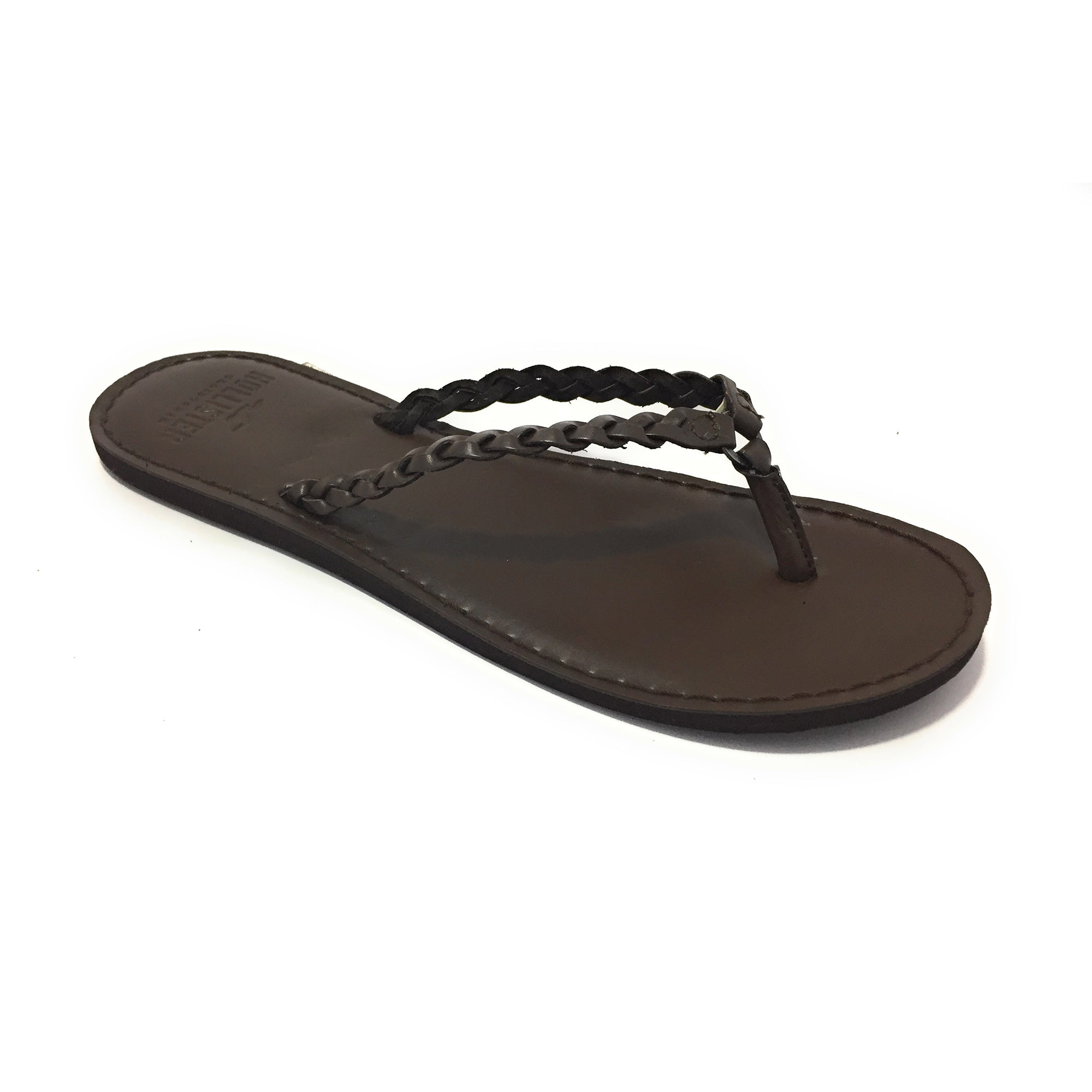 Hollister Women Brown Slippers