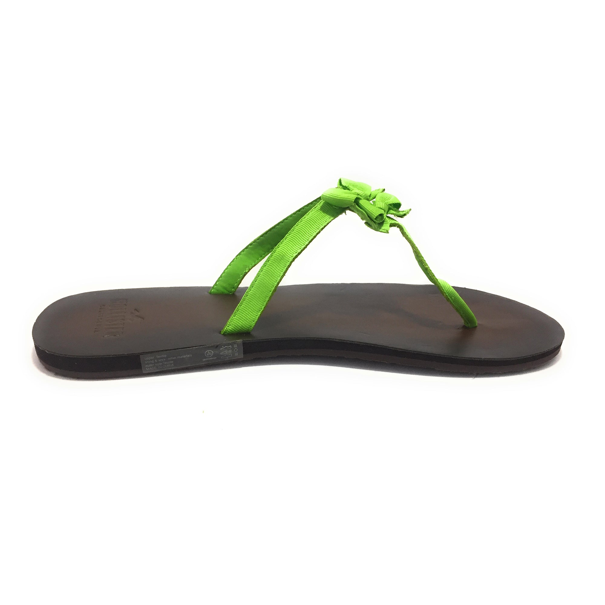 Hollister Women Green Slippers