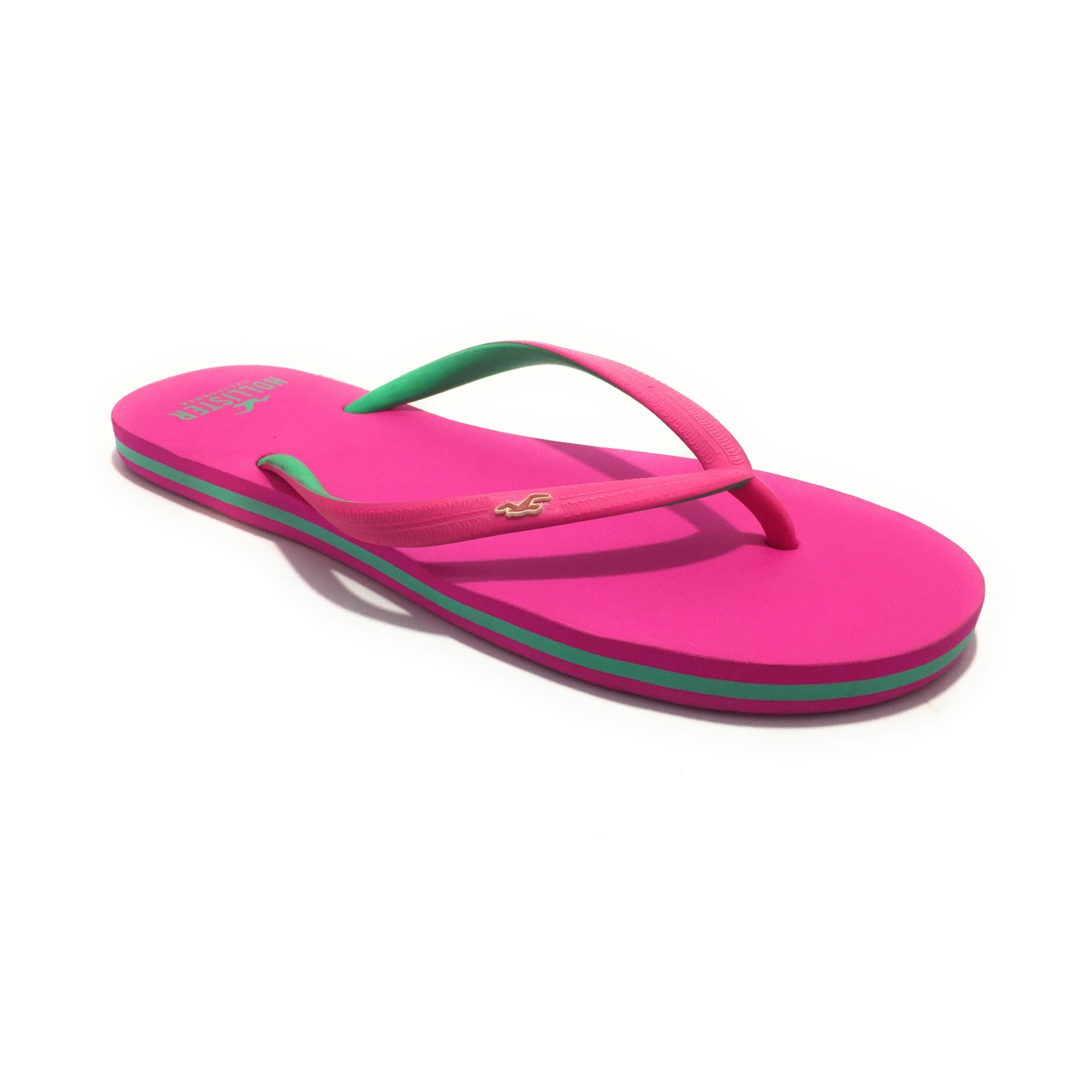 Hollister Women Pink Slippers