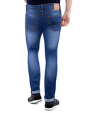 Ficuster Men Blue Regular Fit Jeans