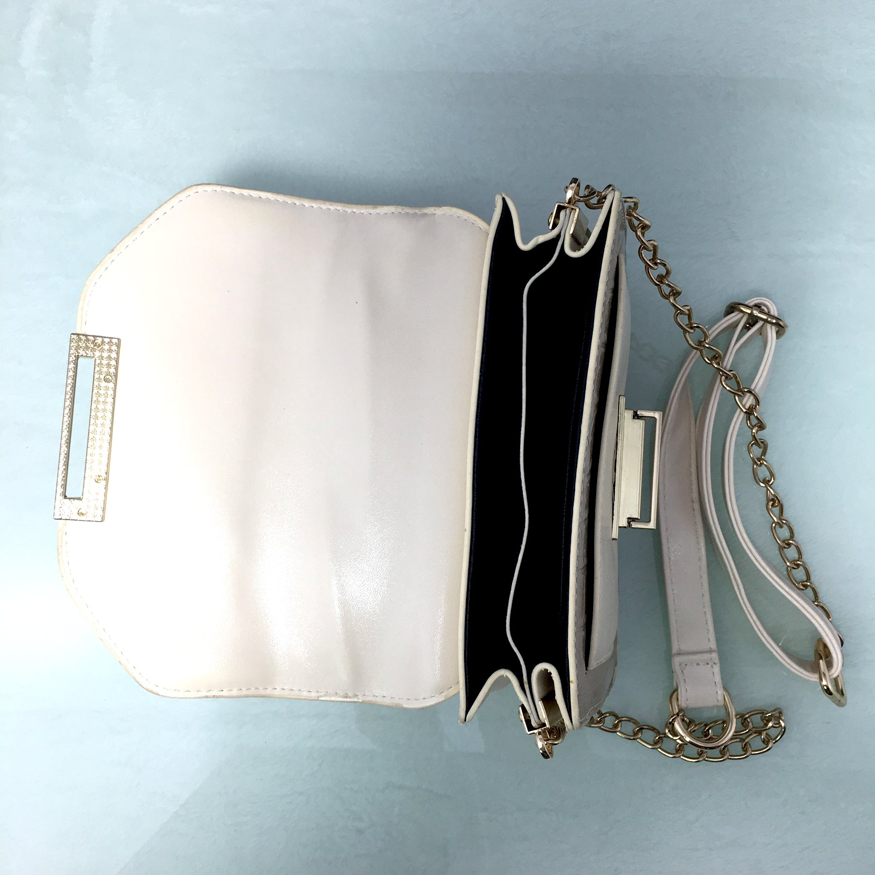 Ficuster Faux Leather Sling Bag